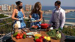 Aquí la Tierra - Diana Navarro nos cuenta cómo es su Málaga natal