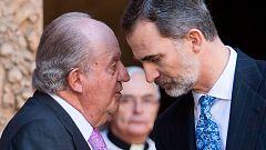 """Emilio Aranda, catedrático de Derecho Constitucional de la Universidad Carlos III: La decisión del rey emérito """"refuerza a la institución"""""""