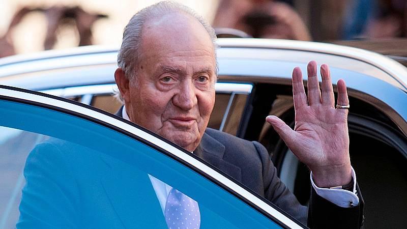 """Ángeles Lario, profesora titular de Historia Contemporánea de la UNED, sobre la salida de España del rey emérito: """"No sé si es lo más oportuno"""""""