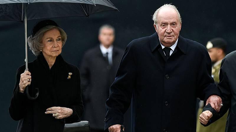 La Mañana - El futuro de la reina Sofía tras la salida del rey emérito
