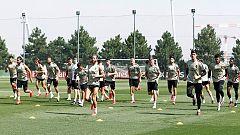 Los equipos españoles preparan el regreso a la Champions