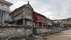 Descubrimos Combarro, la localidad con más hórreos de Galicia