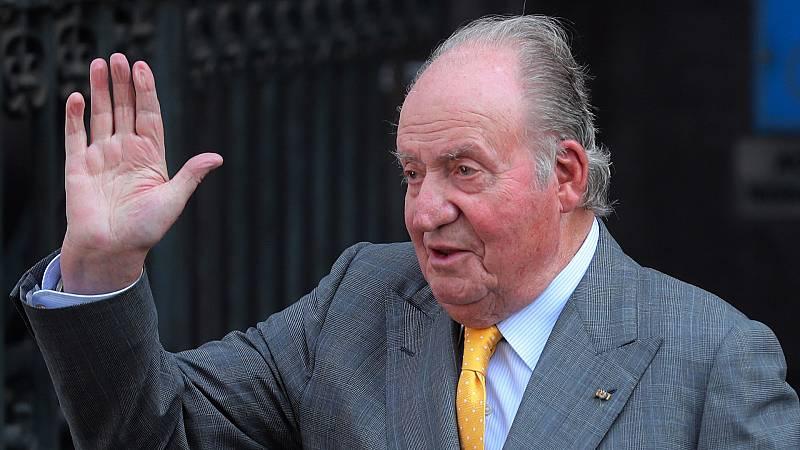 """El PP y Cs, contra los mensajes """"contradictorios"""" del Gobierno sobre el rey Juan Carlos"""