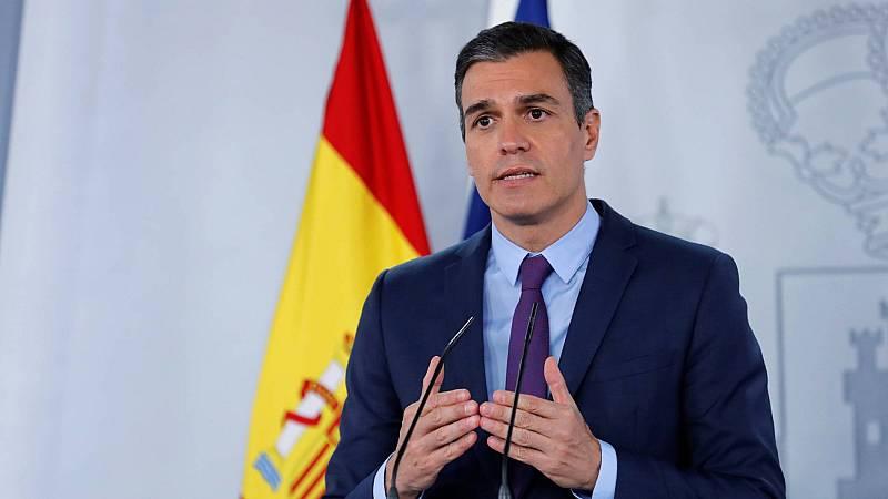 """Sánchez, sobre los presupuestos: """"Todos los partidos que quieran arrimar el hombro son bienvenidos"""""""