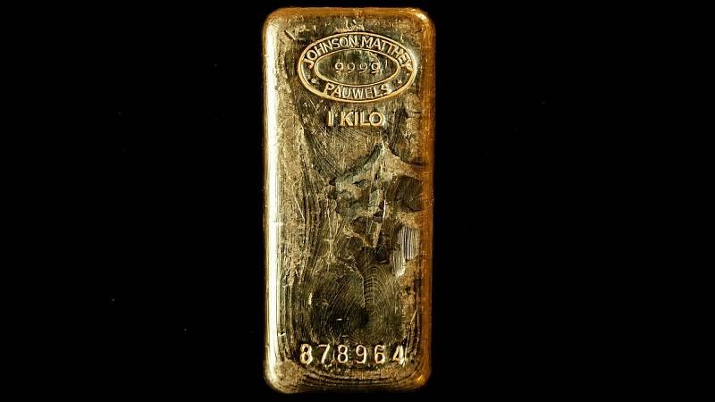 El oro alcanza un nuevo récord histórico y cotiza por encima de los 2.000 dólares