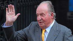 Las autoridades dominicanas aseguran que don Juan Carlos no ha entrado en el país