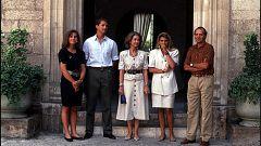 Tiempos pasados siempre fueron mejores: Los veranos más felices de la Casa Real en Mallorca