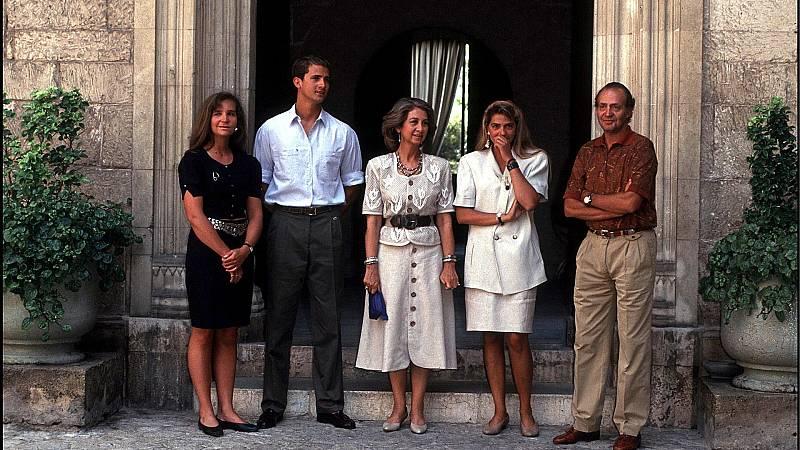 La Mañana -  Los veranos más felices de la Casa Real