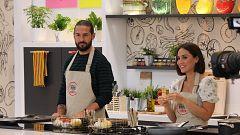 Cocina al punto con Peña y Tamara - El longuerón de Ayamonte