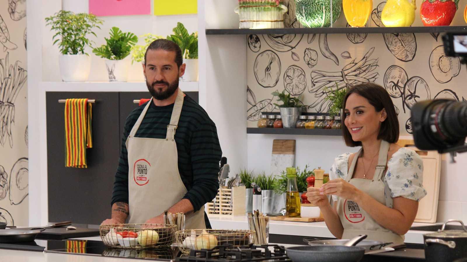 Cocina al punto con Peña y Tamara - El longuerón de Ayamonte - ver ahora