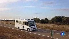Recordando la primera ruta que hizo La Paca, la autocaravana de España Directo