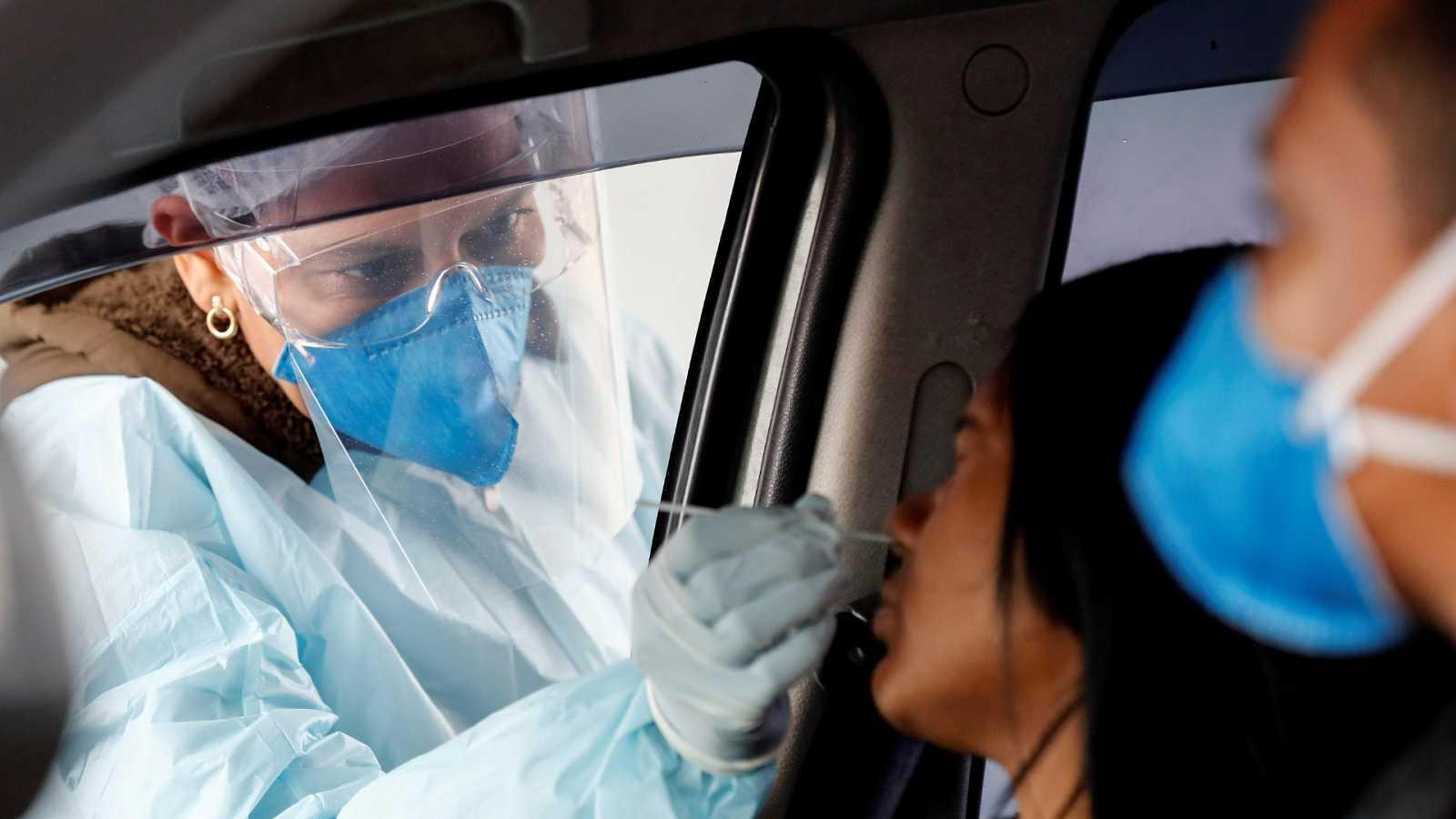 El coronavirus avanza sin freno por Brasil