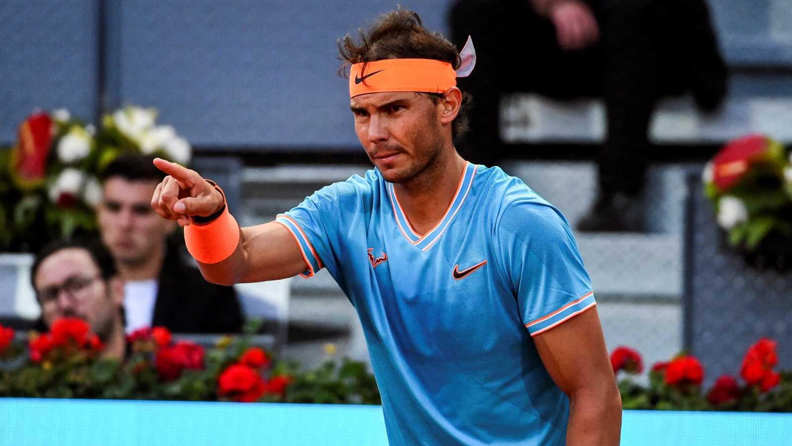 """Rafa Nadal: """"En un escenario ideal, sería volver a competir antes de Roland Garros"""""""