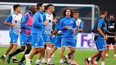 El Getafe, a 90 minutos de los cuartos de Europa League