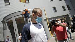 Bergantiños, en libertad sin cargos tras declarar por el audio sobre el Fuenla
