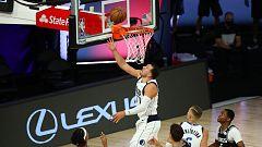Luka Doncic entra en la historia de la NBA con su nuevo triple-doble