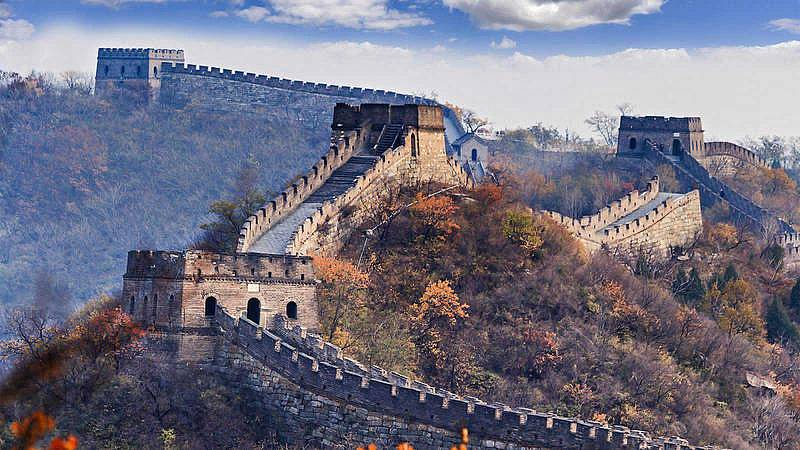 La Gran Muralla China, más solitaria que nunca por el Covid-19