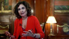 """Montero: """"No hubo consenso ni negociación, la Casa Real tomó sus decisiones"""""""
