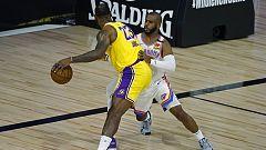 Los Lakers siguen sin levantar cabeza en Orlando