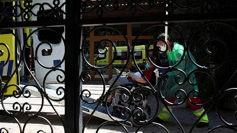 El brote de la residencia de San Martín de la Vega deja 52 positivos y dos fallecidos