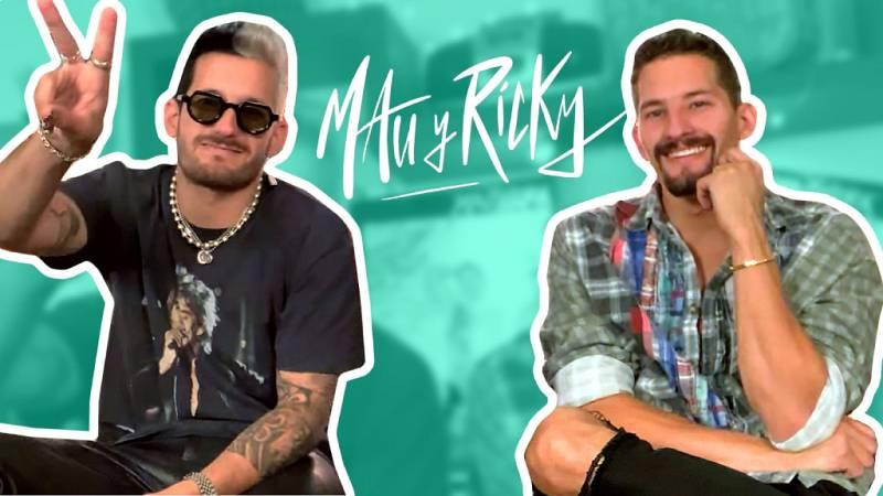 """Mau y Ricky: """"Nos gustaría colaborar con Alejandro Sanz, Rosalía, Vanesa Martín o Lola Indigo"""""""