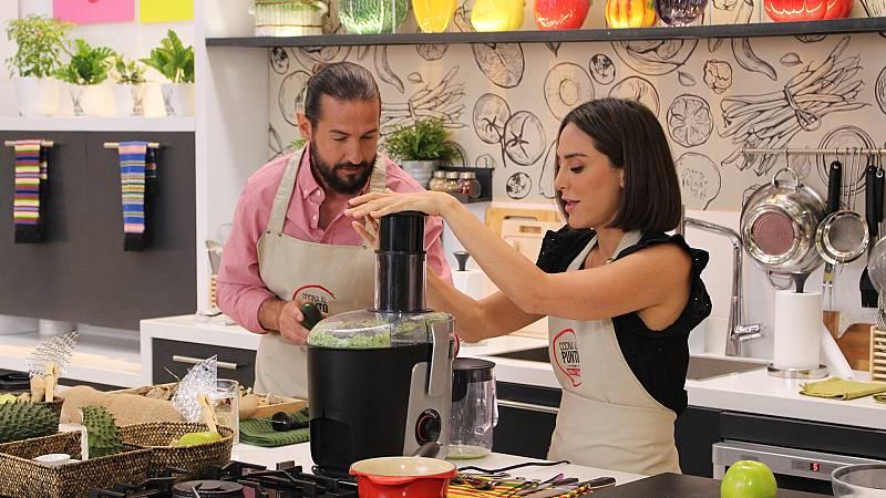 Cocina al punto con Peña y Tamara - Ostras - ver ahora