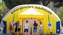 Continúa el cribaje masivo en Ripollet, Terrassa y Sabadell para evitar que se extienda el Covid-19