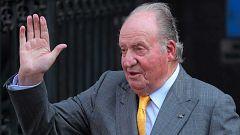 """Zarzuela considera que el destino del rey Juan Carlos I es un """"asunto privado"""""""