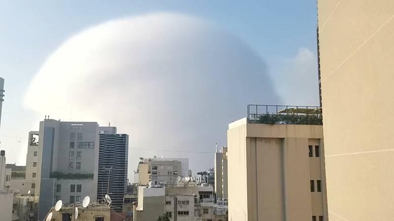¿Por qué la explosión de Beirut recordaba a las que generan las bombas atómicas?