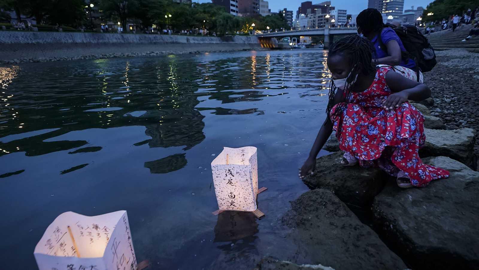 Cómo rememora Japón el bombardeo de Hiroshima y Nagasaki