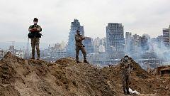 Crisis económica, coronavirus y la explosión: la tragedia azota al Líbano