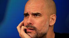 """Guardiola, ante el Madrid: """"Es muy díficil analizarlo. Son muy buenos"""""""