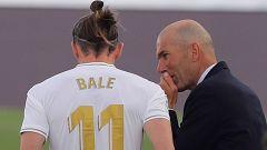Bale, protagonista desde casa en la previa del Manchester City-Real Madrid
