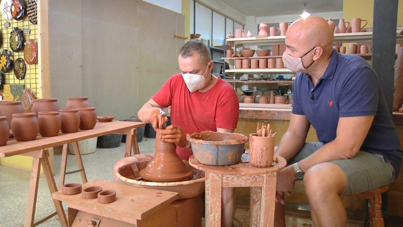 Aquí La Tierra - Descubre la tradición de la alfarería