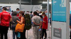Alemania obligará a hacerse test PCR a los viajeros que lleguen de las zonas de riesgo