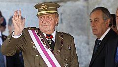 El horizonte judicial del rey Juan Carlos I