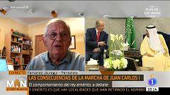 """Fernando Jáuregui: """"Creo que la relación entre Felipe y Juan Carlos no es buena"""""""