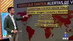 ¿Qué países han impuesto restricciones a los viajeros españoles?