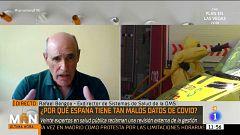 """Rafael Bengoa, exasesor de Obama: """"Hay que evitar la politización con el COvid-19"""""""