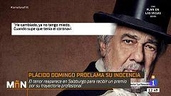 """Pácido Domingo se defiende: """"Nunca abusé de nadie, lo repetiré mientras viva"""""""