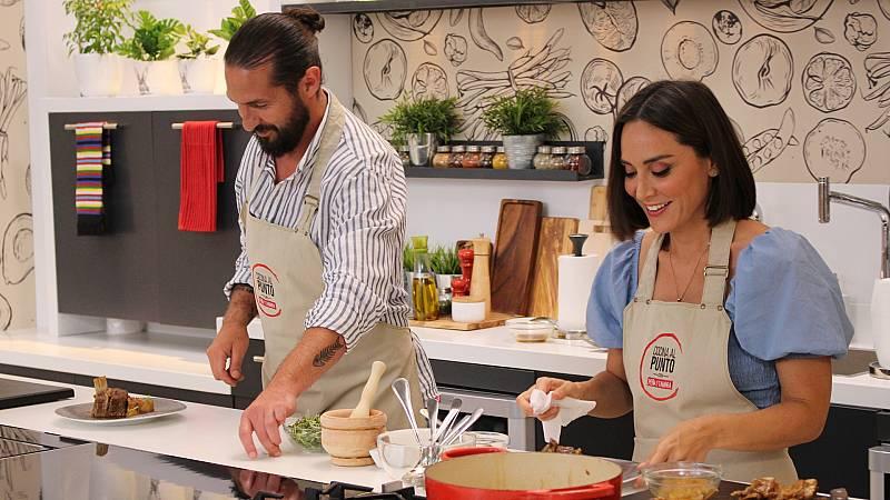 Cocina al punto con Peña y Tamara - Ternera asturiana - ver ahora