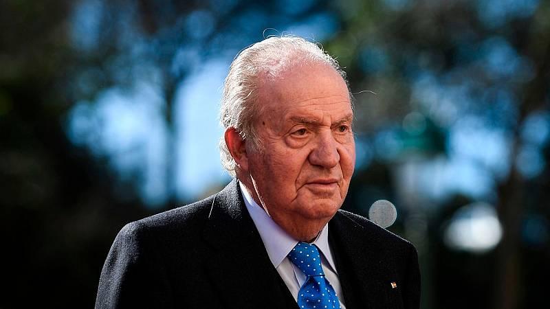 Juan Carlos I habría viajado a Abu Dabi el pasado lunes