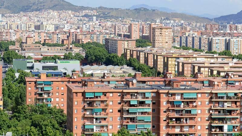 La compraventa de viviendas cae un 34,3 % en junio