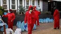 África ya supera el millón de contagios por Covid-19