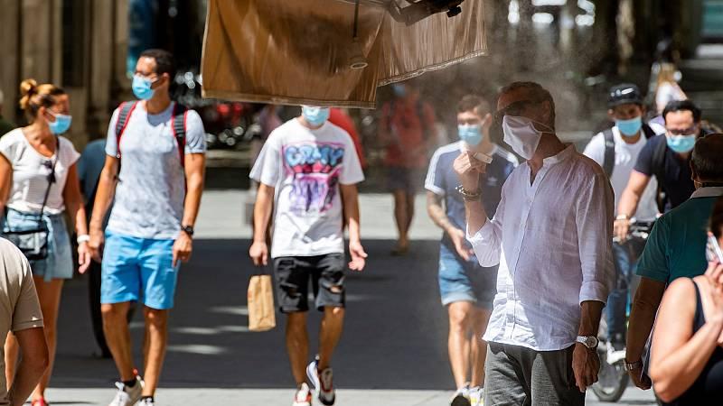 La ola de calor no da tregua en España