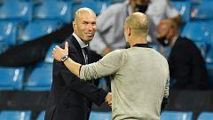 """Guardiola asegura que están """"increíblemente satisfechos"""""""