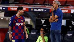 La oportunidad final para el Barça frente a un emergente Nápoles