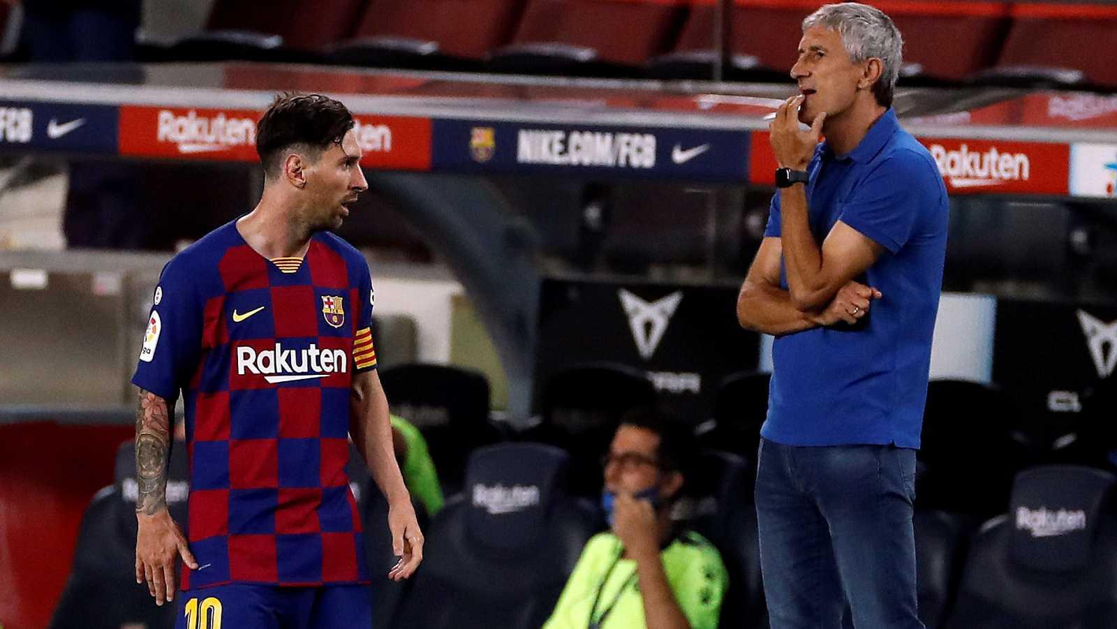 Vídeo: La oportunidad final para el Barça frente a un emergente Nápoles