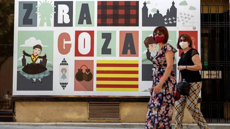 Zaragoza aumenta la vigilancia ante el incumplimiento de la cuarentena y el aumento de contagios