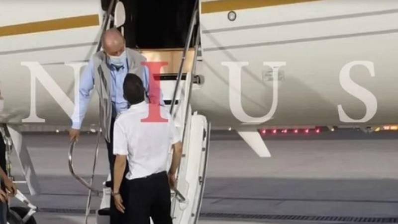 Juan Carlos I estaría en Abu Dabi, según una imagen de un diario digital